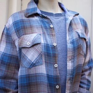 dikotomy-co. Tops - Dikotomy-Co. Exclusive Flannel size M
